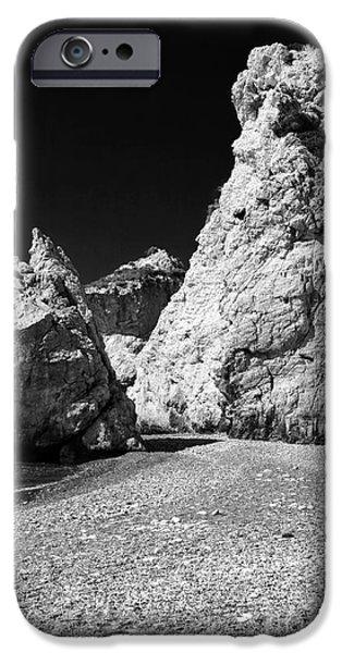 Greek School Of Art iPhone Cases - Love Rocks iPhone Case by John Rizzuto