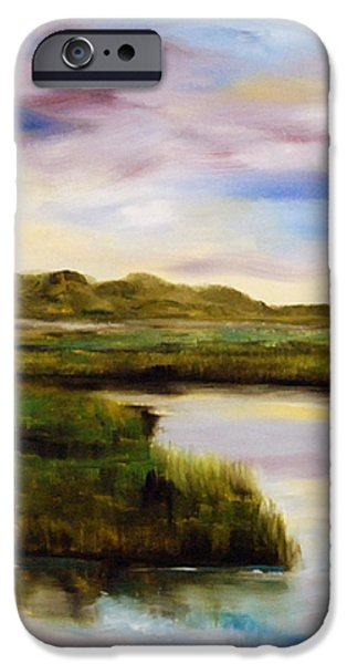 Low Country iPhone Case by Phil Burton