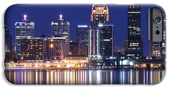 Louisville iPhone Cases - Luminescent Louisville iPhone Case by Frozen in Time Fine Art Photography