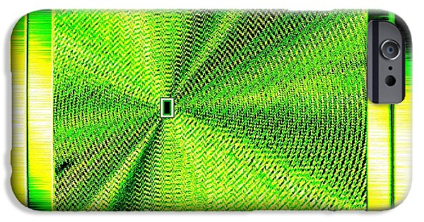 Will Power iPhone Cases - Luminous Energy 14 iPhone Case by Will Borden