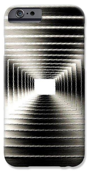 Luminous Energy 3 iPhone Case by Will Borden