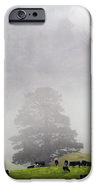 Field. Cloud iPhone Cases - Lush iPhone Case by Nicholas Blackwell