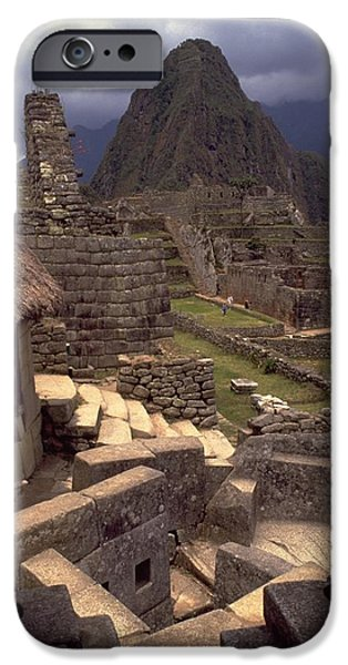 IPhone 6 Case featuring the photograph Machu Picchu by Travel Pics