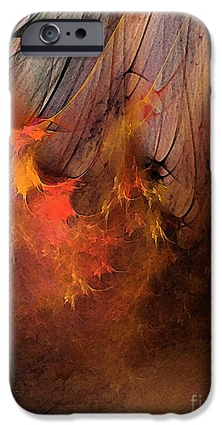 Poetic iPhone Cases - Magic iPhone Case by Karin Kuhlmann