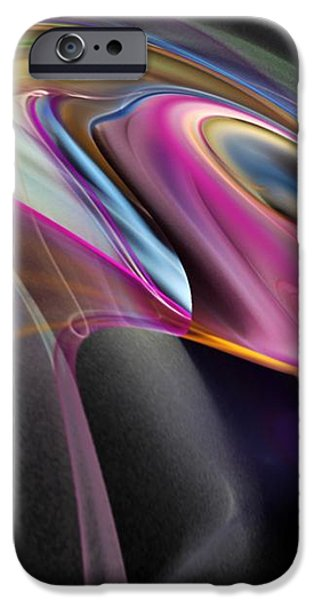 Magnetic Series No.2 iPhone Case by Michael C Geraghty