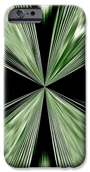 Will Power iPhone Cases - Magnetism iPhone Case by Will Borden