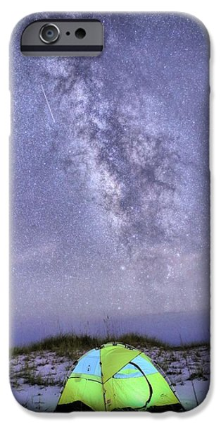 Florida Panhandle iPhone Cases - Make a Wish iPhone Case by JC Findley
