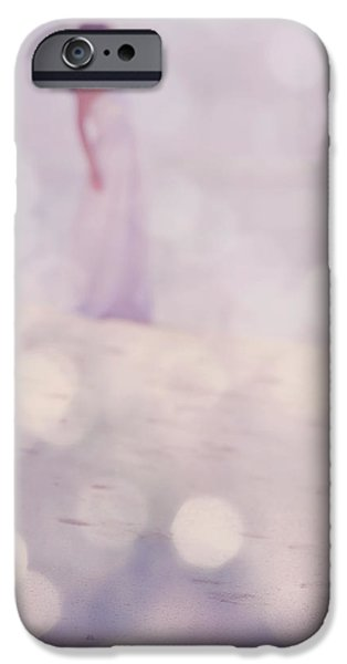 Book Cover Art iPhone Cases - Make Your Dream Come True iPhone Case by Jenny Rainbow