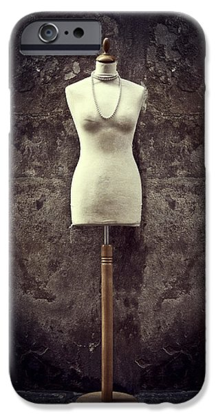 mannequin iPhone Case by Joana Kruse