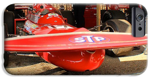 Stp iPhone Cases - March-Cosworth 711 iPhone Case by Robert Phelan
