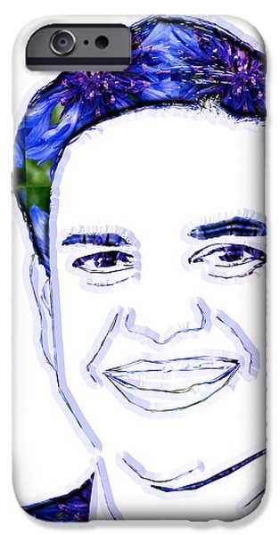 President iPhone Cases - Marco Rubio President iPhone Case by Dalon Ryan