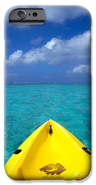 Mariana Islands, Saipan iPhone Case by Greg Vaughn - Printscapes