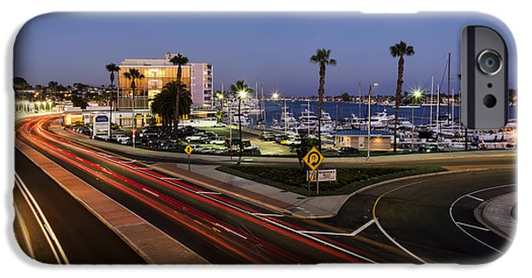 Pch iPhone Cases - Mariners Mile iPhone Case by Eddie Yerkish