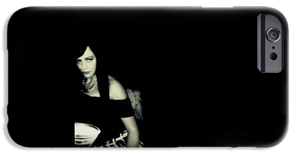 Youthful iPhone Cases - Martine iPhone Case by Frances Lewis