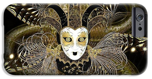 Animals Photographs iPhone Cases - Masquerade Snake iPhone Case by G Berry