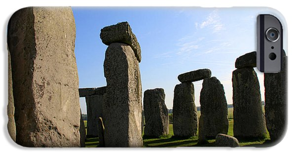 Sacrificial iPhone Cases - Massive Stones iPhone Case by Kamil Swiatek