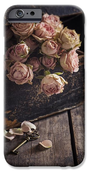 Floral Photographs iPhone Cases - Memory Box iPhone Case by Amy Weiss
