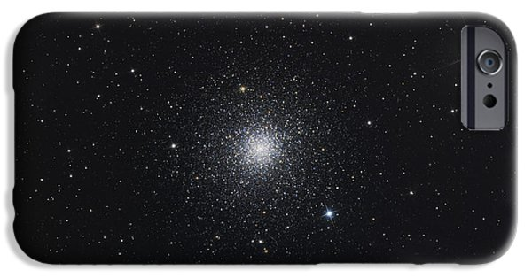 Stellar iPhone Cases - Messier 3, A Globular Cluster iPhone Case by Roth Ritter