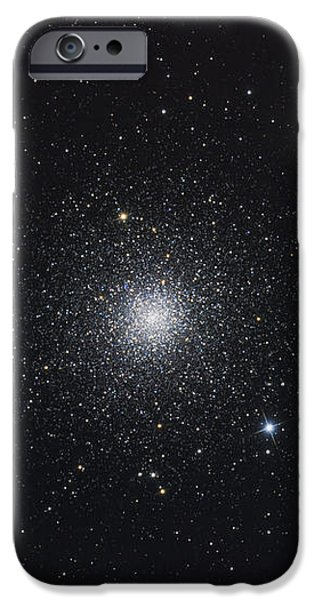 Messier 3, A Globular Cluster iPhone Case by Roth Ritter