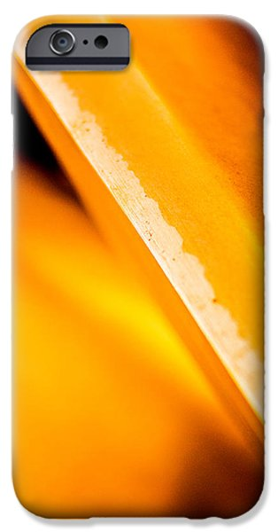 Colorful Abstract iPhone Cases - Metal #24 iPhone Case by Samuel Hamilton