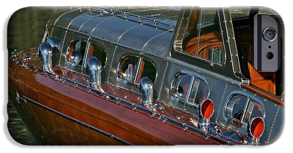 Stainless Steel iPhone Cases - Meticulous Detail iPhone Case by Steven Lapkin