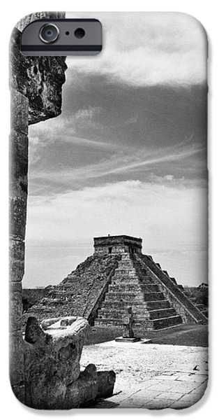 Best Sellers -  - Serpent iPhone Cases - Mexico: Chichen Itza, iPhone Case by Granger