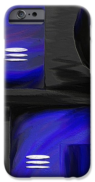 Midnight iPhone Case by Ely Arsha