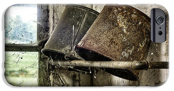 Interior Still Life iPhone Cases - Milk Room iPhone Case by John Greim