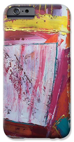 Gloss Varnish iPhone Cases - Mine iPhone Case by Brittany Houchin