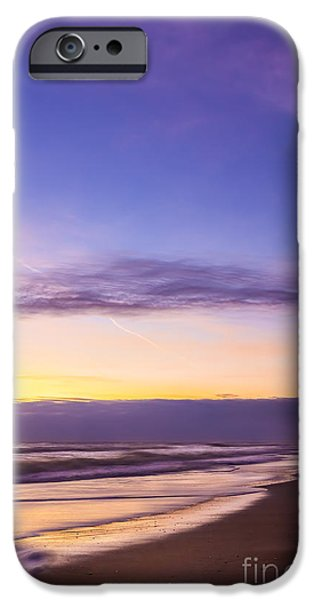 Augustine iPhone Cases - Misty Sunrise iPhone Case by Marvin Spates