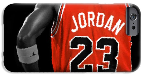 Recently Sold -  - Jordan iPhone Cases - Try like Jordan iPhone Case by Antonio Davis