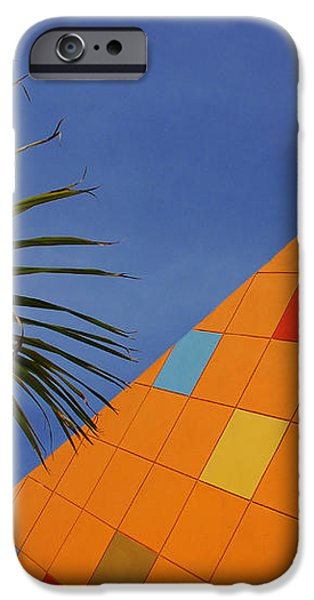 Modern Architecture iPhone Case by Susanne Van Hulst