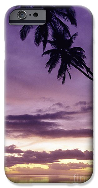 Overhang iPhone Cases - Molokai Sunset iPhone Case by Bob Abraham - Printscapes