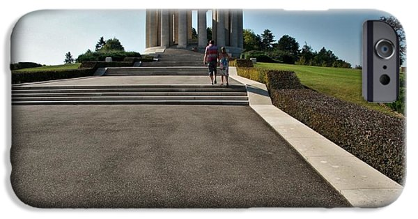 IPhone 6 Case featuring the photograph Montsec American Monument by Travel Pics