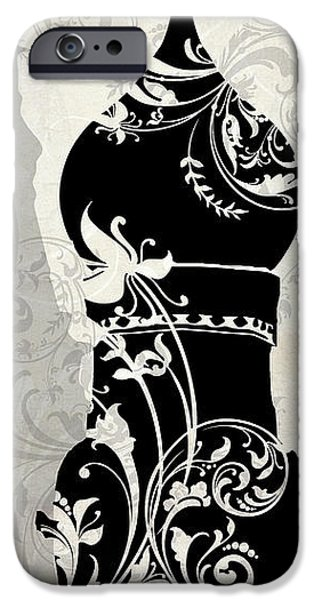 Moscow iPhone Cases - Moon Over Moscow iPhone Case by Mindy Sommers