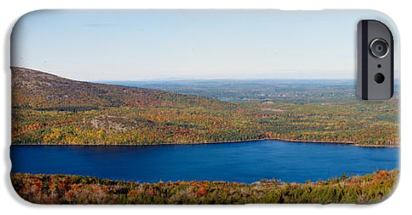 Maine iPhone Cases - Morning At Acadia National Park, Maine iPhone Case by Panoramic Images