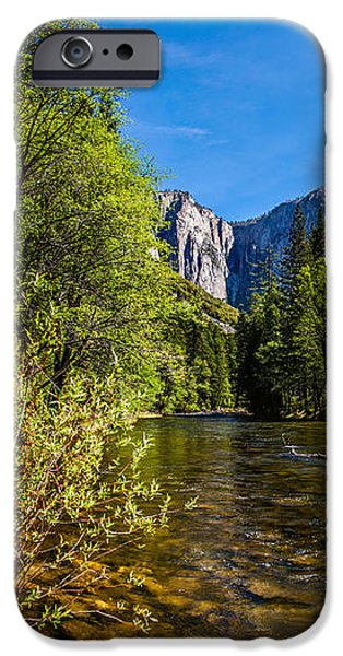United iPhone Cases - Morning Inspirations 1 of 3 iPhone Case by Az Jackson