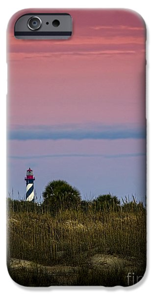 Jacksonville iPhone Cases - Morning Light iPhone Case by Marvin Spates