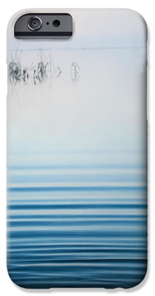 Recently Sold -  - Nature Abstracts iPhone Cases - Morning Ripples iPhone Case by Parker Cunningham