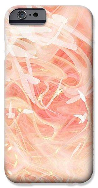 Morning Star iPhone Case by Linda Sannuti