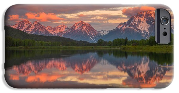 Moran iPhone Cases - Morning Tranquillity  iPhone Case by Darren  White