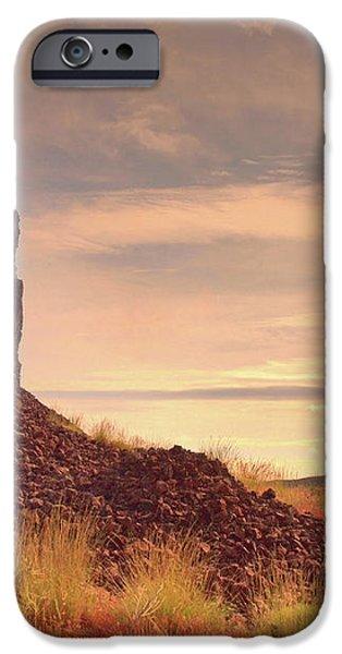 Morning Trek iPhone Case by Tara Turner
