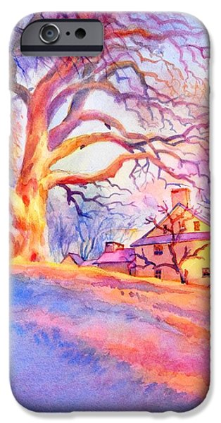 House iPhone Cases - Mother of The Hillside iPhone Case by Virgil Carter