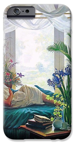 Mother's Love iPhone Case by Greg Olsen