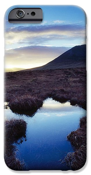 Mount Errigal, County Donegal, Ireland iPhone Case by Gareth McCormack