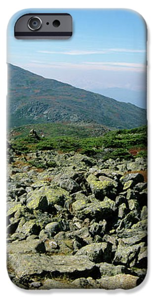 Mount Jefferson - White Mountains New Hampshire  iPhone Case by Erin Paul Donovan