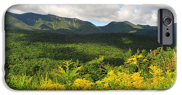 Catherine White Photographs iPhone Cases - Mount Osceola iPhone Case by Catherine Reusch  Daley