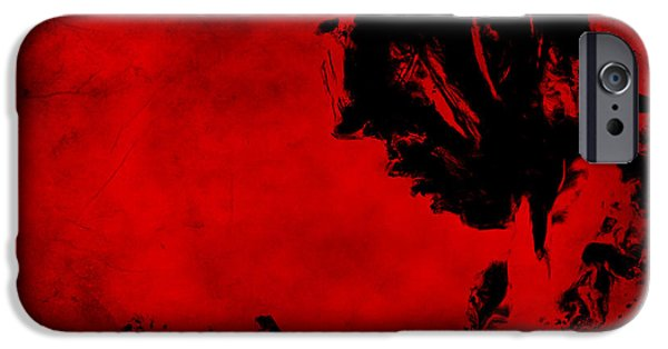 Olympic Gold Medalist iPhone Cases - Muhammad Ali Train Hard iPhone Case by Brian Reaves