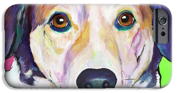 Northern Colorado iPhone Cases - Murphy iPhone Case by Pat Saunders-White