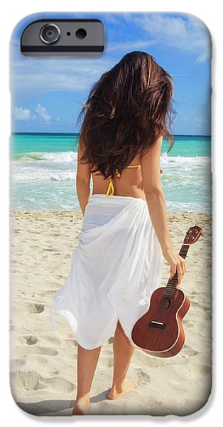 Youthful Photographs iPhone Cases - Musicians Paradise iPhone Case by Tomas Del Amo - Printscapes